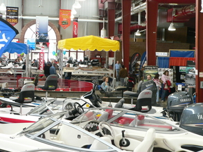 2019 Springfield Boat Show